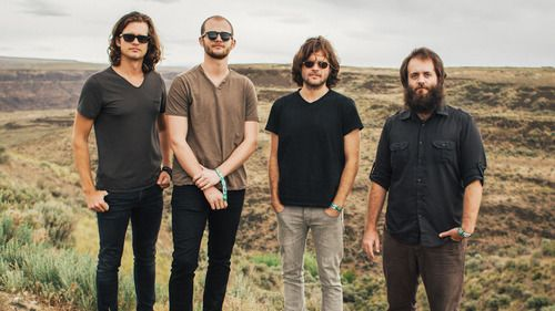 Kongos is a South African alternative rock/kwaito band consisting of four brothers: Johnny, Jesse, Daniel, and Dylan Kongos.
