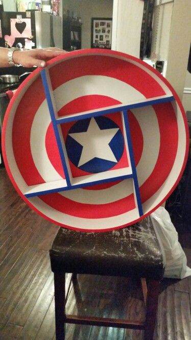 17 best ideas about avengers nursery on pinterest for Captain america bedroom ideas