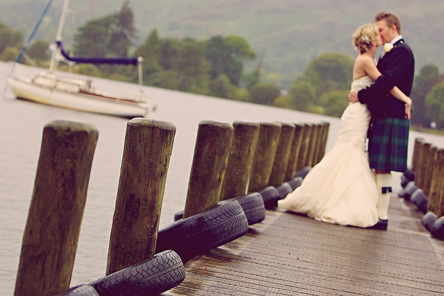 Wedding at Bank Ground Farm