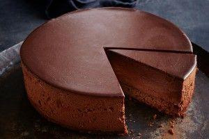 Dark chocolate mousse cake                                                                                                                                                                                 More