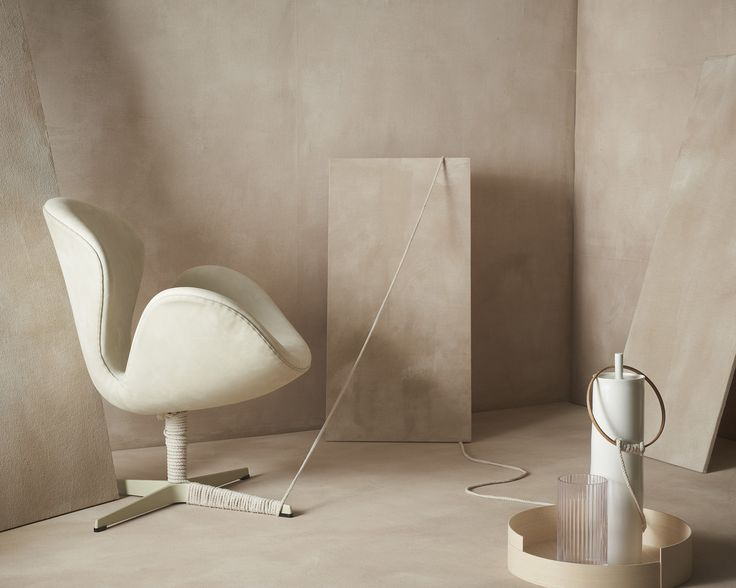 <p>For this beautiful still life editorial, Art director Lisa Jahovic and Helen Sirp with the help of photographer Thomas Baker played on a tonal game of painterly surfaces playfully challenging class