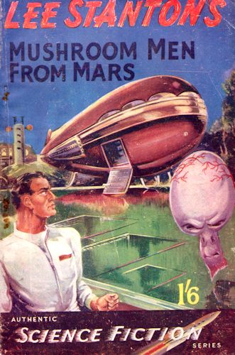 Authentic Science Fiction. Issue No.1, 1 January 1951