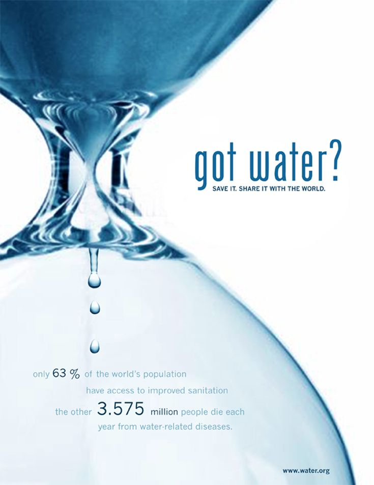 23 Best Water Advertising Images On Pinterest