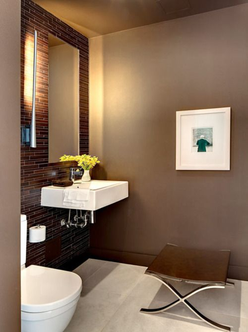 17 Best Images About Washrooms On Pinterest Contemporary: contemporary bathroom colors