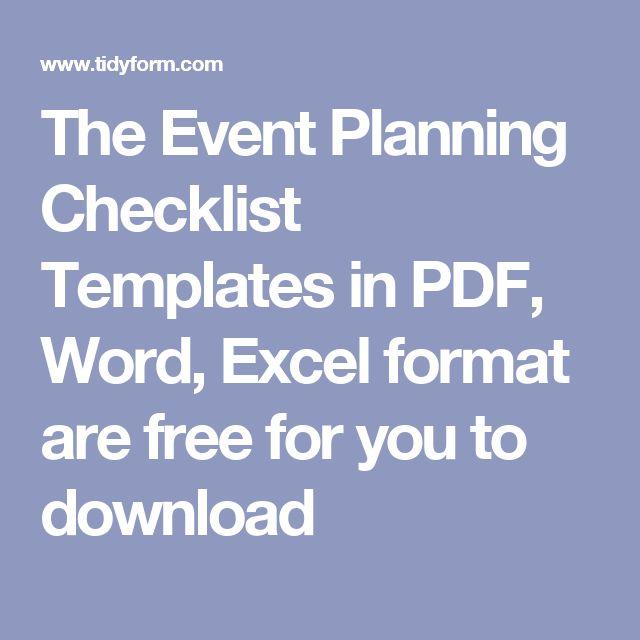 Cele mai bune 25+ de idei despre Checklist word numai pe Pinterest - sample excel checklist template