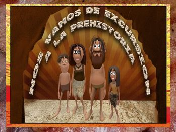 Actividades para Educación Infantil: Prehistoria (webquest)