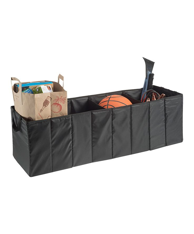 This Accordion Trunk & Cargo Organizer by High Road is perfect! #zulilyfinds