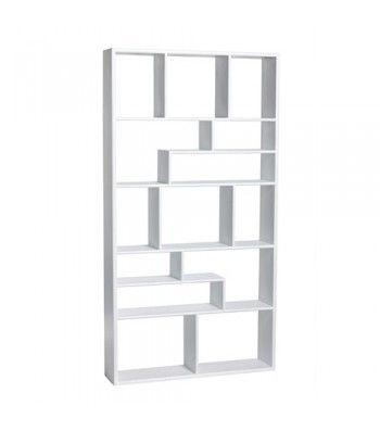 Room divider tetris vhite