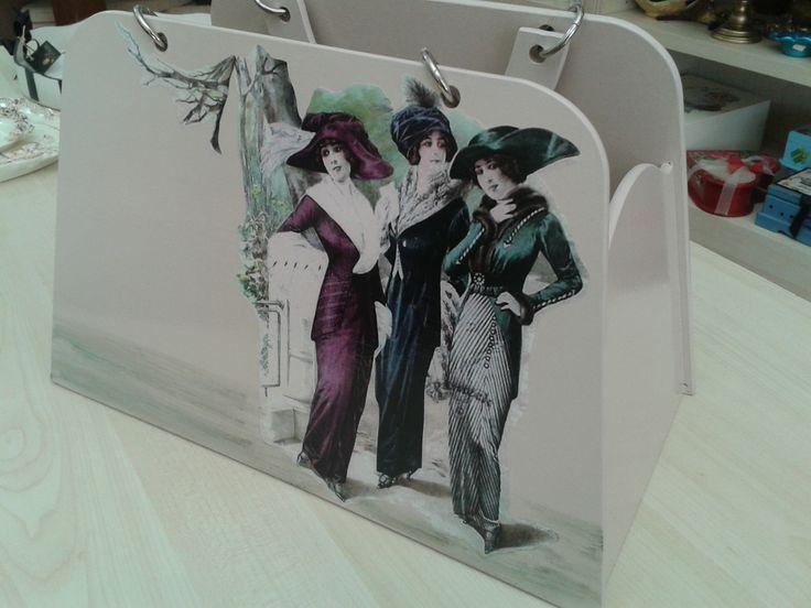 elyapımı ahşap çanta gazetelik istenilen renk ve deselerle sipariş alınır