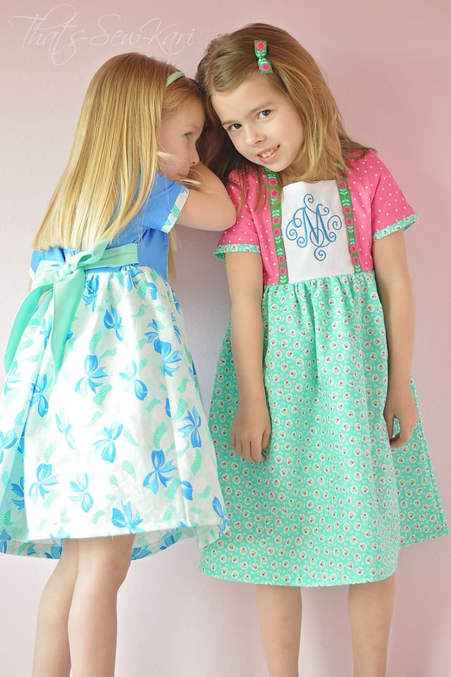 SPOTLIGHT: Stitch Box Monthly - Anniversary Edition Made For Mermaids Sophie Dress