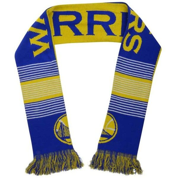 Forever Collectibles Golden State Warriors Reversible Split Logo Scarf ($25) ❤ liked on Polyvore featuring accessories, scarves, royalblue and reversible scarves