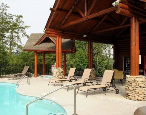 Bear Hyde Cabin Rental Near Pigeon Forge 3 Bedroom Cabin For Rent Places To Go Pinterest