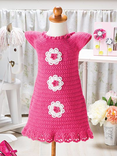 452 Best Images About Baby Amp Toddler Crochet Dresses On