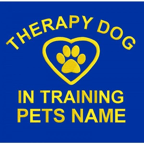 how to train your dog to become a therapy dog