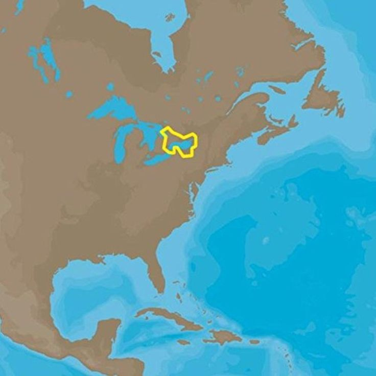 NA-D934 C-MAP 4D NA-D934 Lake Ontario and Trent Severn - Brought to you by Avarsha.com