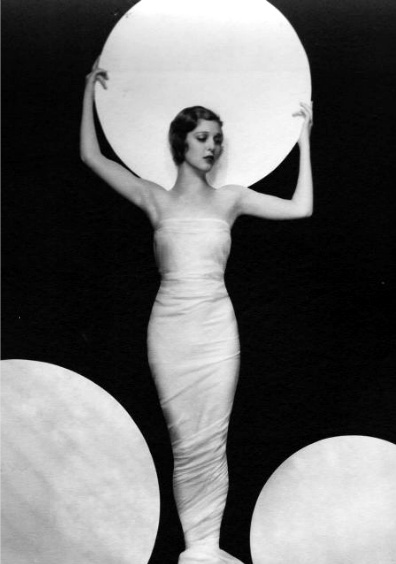Loretta Young as a lunar goddess circa1930s