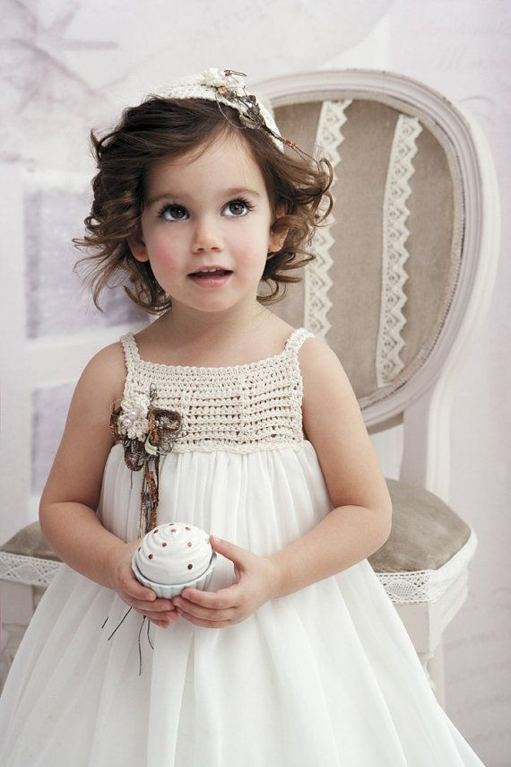 Vinatage Christening Dress Christening Gown by StyledByAlexandros