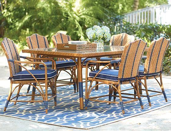 Martha Stewart Living™ Oleander 7-Piece Outdoor Dining Set