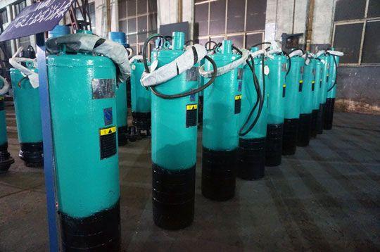 Maintenance of submersible non clogging sewage pump