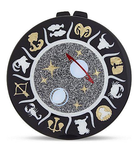 URANIA GAZELLI - Circular zodiac box clutch | Selfridges.com