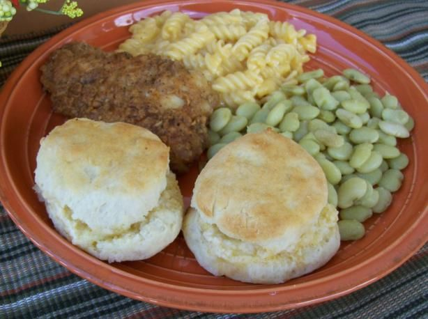"""1960's Original Kentucky Buttermilk Biscuit: """"Oh wow! These are sooo good. I've been searching for a great biscuit recipe and this is it!"""" -Ladfam"""