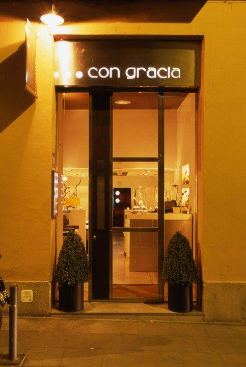 Con Gracia Restaurant - Barcelona spain