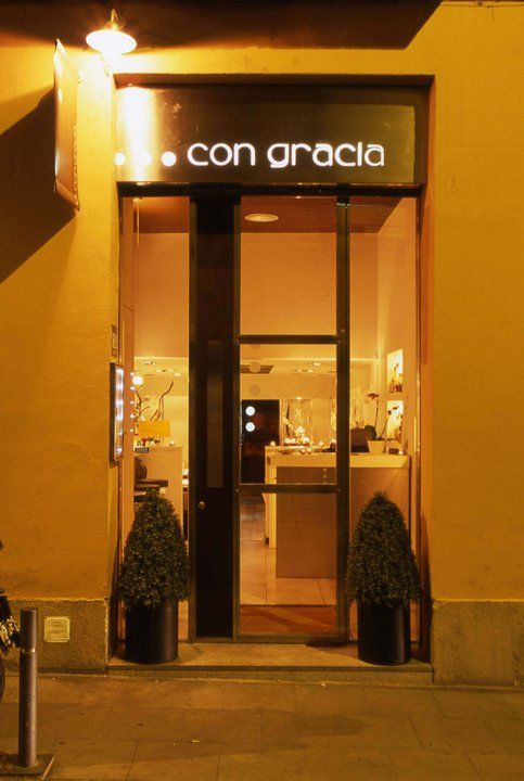 Con Gracia Restaurant - Barcelona spain