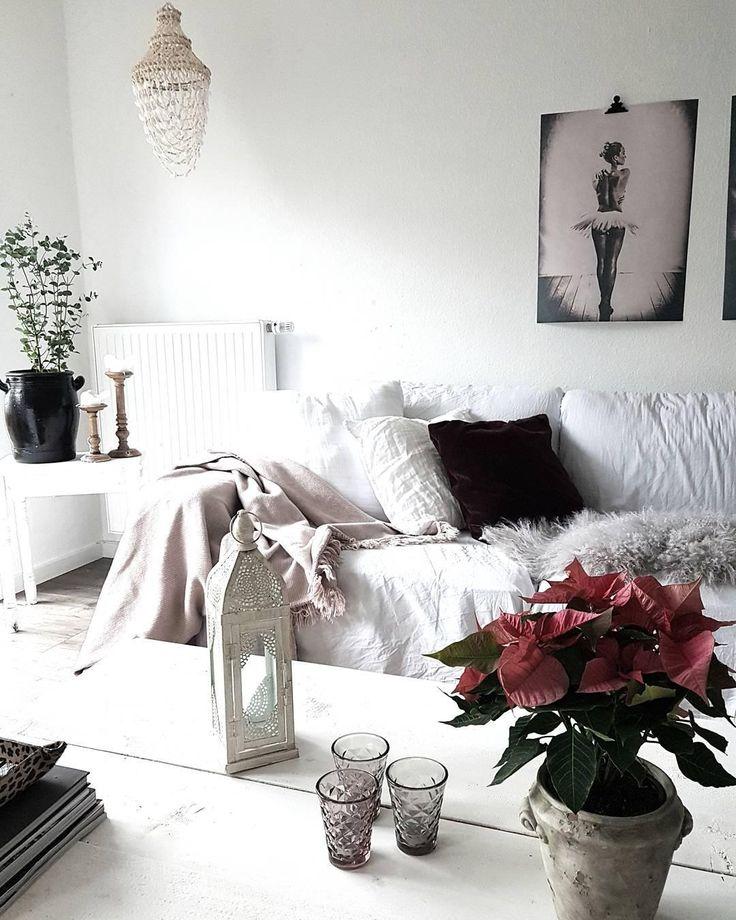 Die besten 25+ gemütliches Sofa Ideen auf Pinterest bequeme - dekoideen mit textilien kreieren sie gemutliche atmosphare zuhause