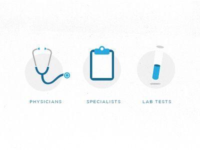 Dribbble - Medical Icons by Raymond Felix
