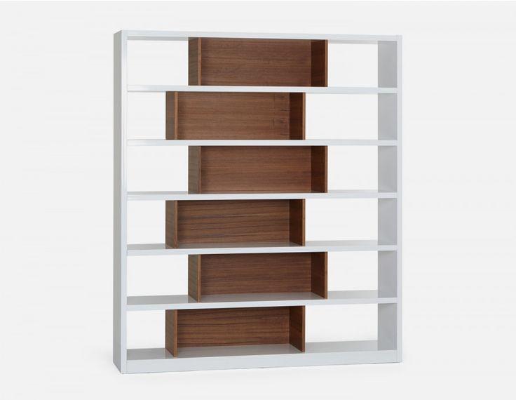 les 25 meilleures id es de la cat gorie biblioth que blanc. Black Bedroom Furniture Sets. Home Design Ideas