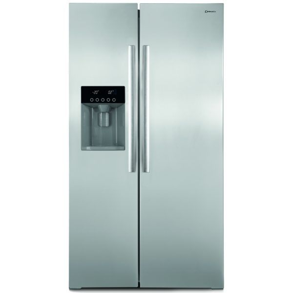 Caple Caff207ss American Style Fridge Freezer With Ice Water Stainless Steel American Style Fridge Freezer Stainless Steel Appliances Locker Storage