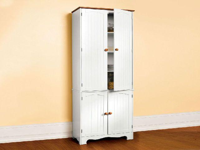 17 melhores ideias sobre Freestanding Pantry Cabinet no Pinterest ...