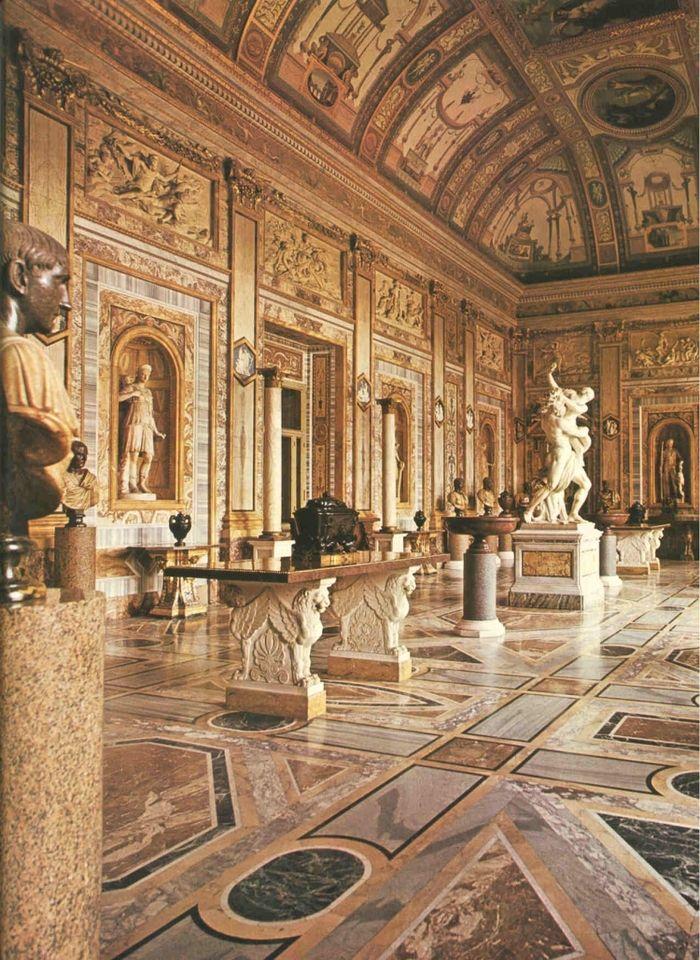 ローマ】歴史都市ローマを満喫できる博物館・美術館5選 - おすすめ旅行 ...