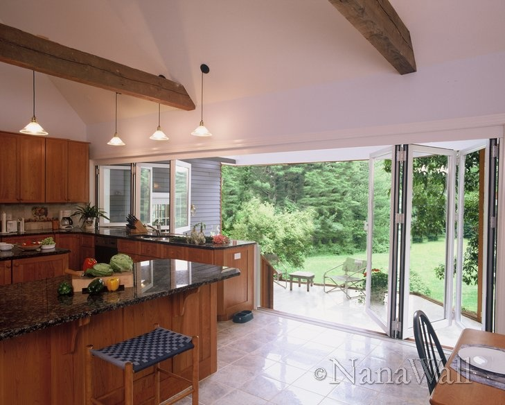 1000 Images About Indoor Outdoor Kitchen On Pinterest