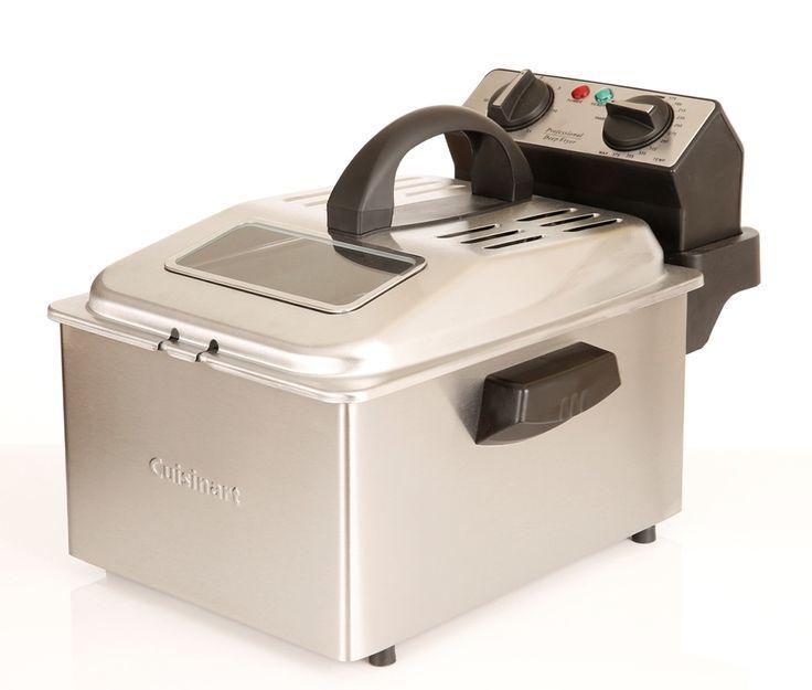 Agrandir l'image de Friteuse Qualité professionnelle Cuisinart | CDF-250C