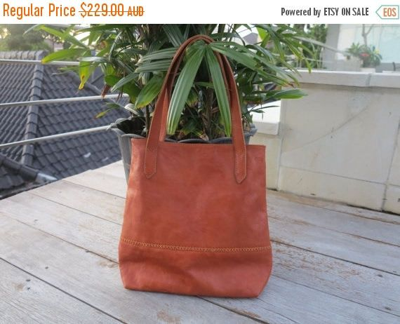 FLASH SALE The SERENA  Leather Bag / Womens Leather Bag /