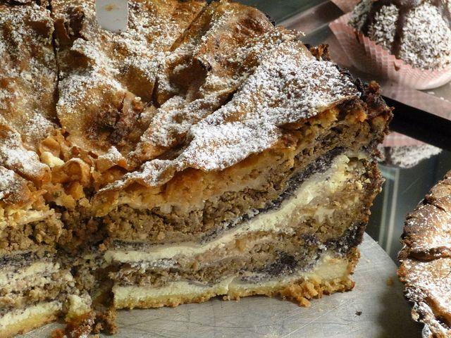 Cake Recipes Destiny 2: Slovenian Cake Gibanica - Radovljica