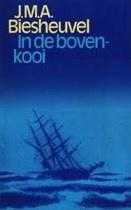 """Alle boeken van Maarten Biesheuvel, vanaf zijn eerste boek """"in de bovenkooi"""""""