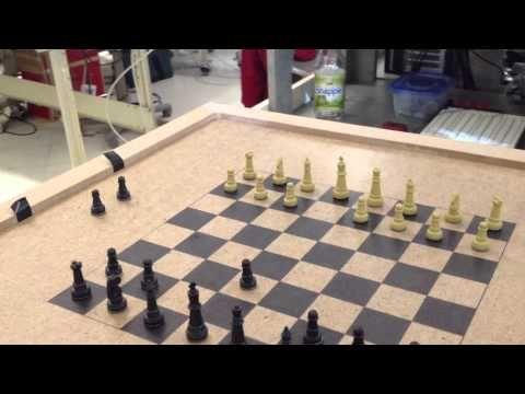 Online Chess Using Wireless Arduino-Powered Chess Board – Makerflux