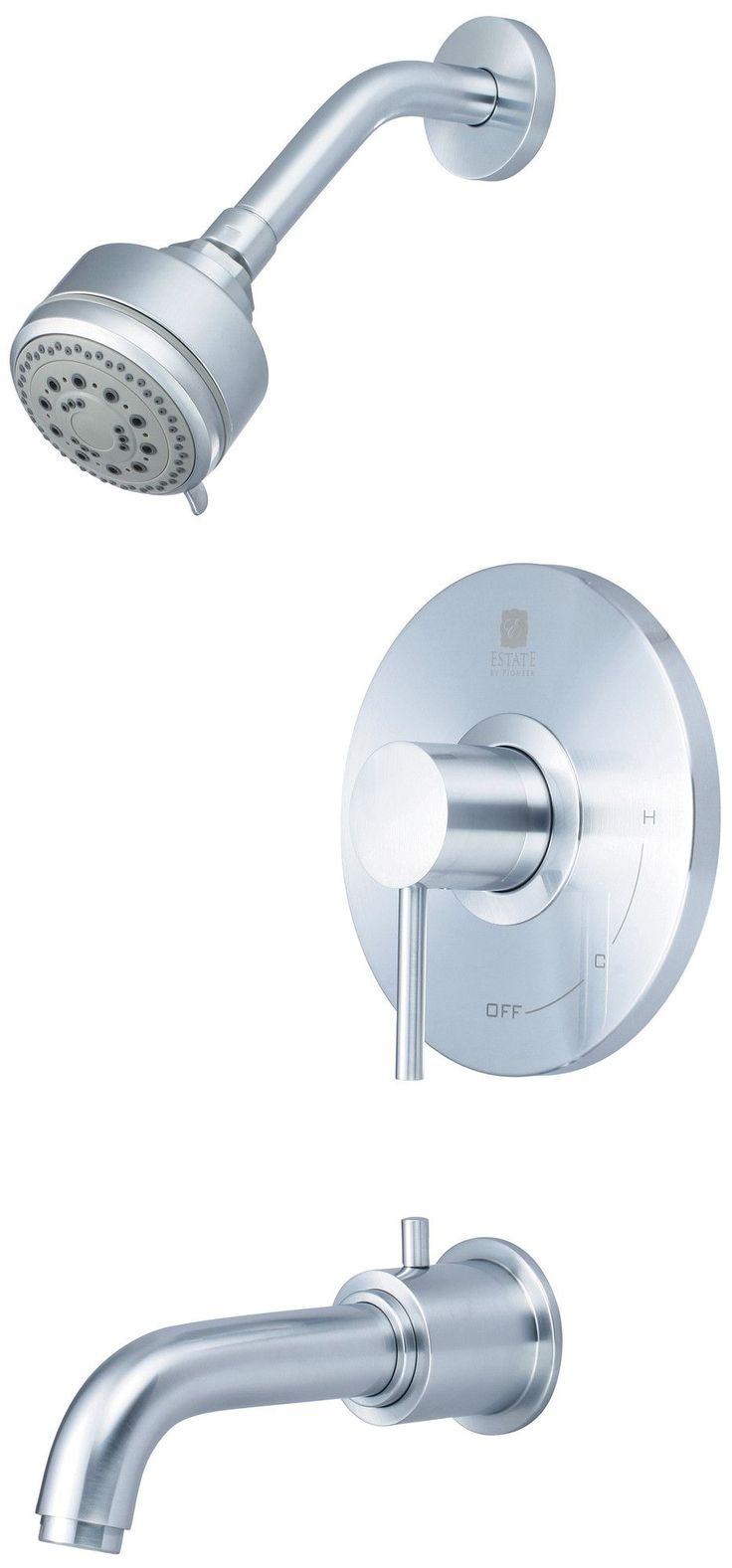 Motegi Single Lever Handle Tub And Shower Trim Set
