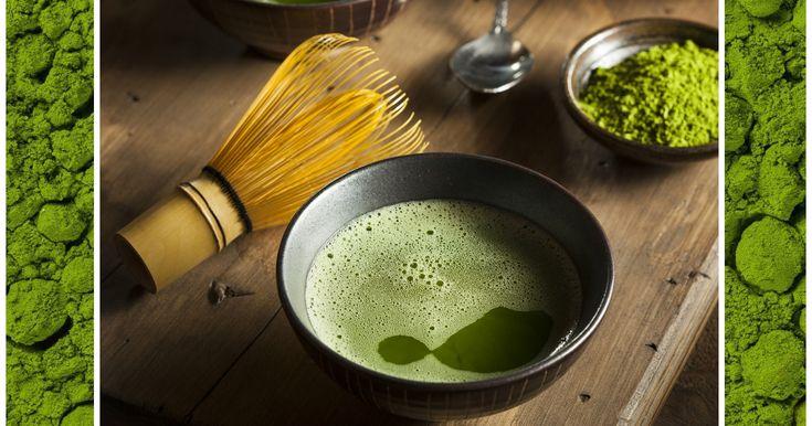 FOOD OF THE WEEK: ~Matcha~ - Die grüne Abnehmhilfe aus Japan