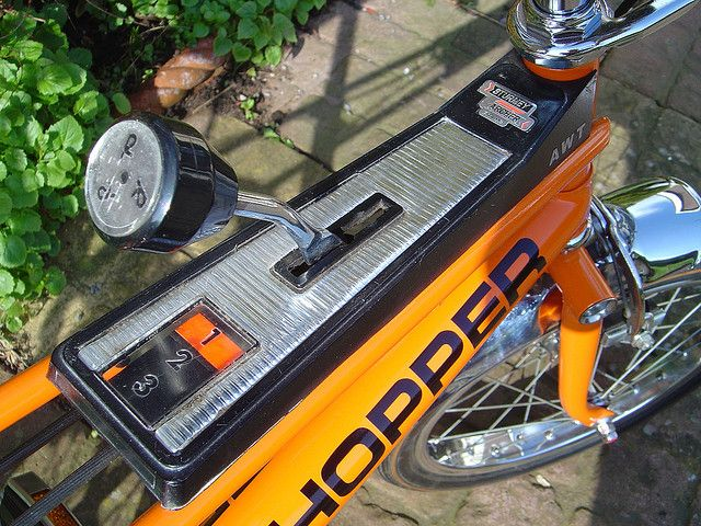 raleigh chopper by chopperwazza, via Flickr
