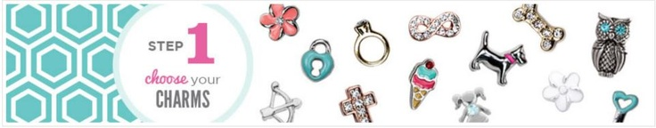 111 New charms!  Memory Keepers ~ Origami Owl Living Lockets ~ Bren Yule
