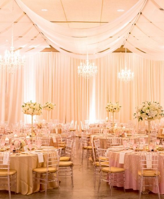 Small Wedding Reception Ideas At Home: 55 Best Pipe & Drape Uplighting Images On Pinterest