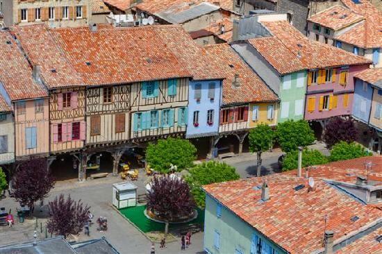 Mirepoix ~ Ariège ~ Midi-Pyrénées ~ France