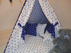 """Купить Детский игровой вигвам, палатка, шатер в Одессе от компании """"Family Toys Производственная компания"""" - 442681369"""