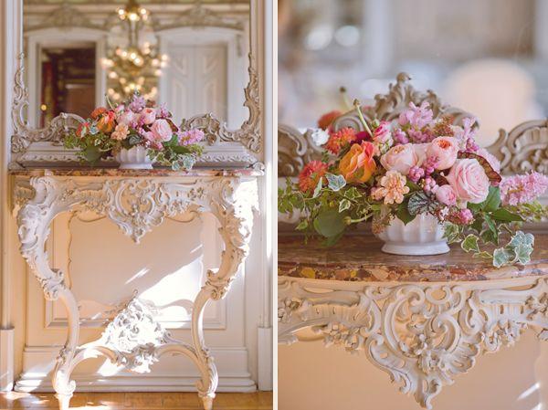 Location: Pestana Palace Hotel / Floral Design:  Marta Ferraz at Flow / Photography: Matilde Berk. Lisboa, Portugal