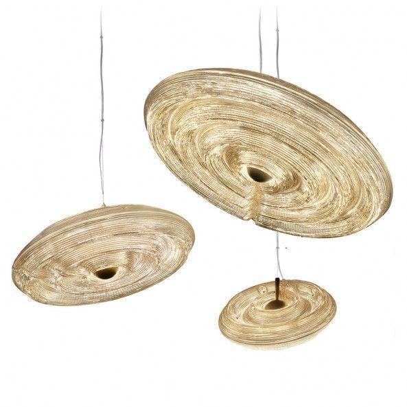 Fresnel Pendant Lamps By Dirk Van Der Kooij