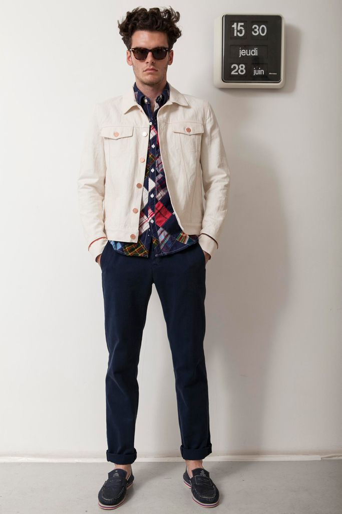 Spring 2013 Menswear  Band of Outsiders