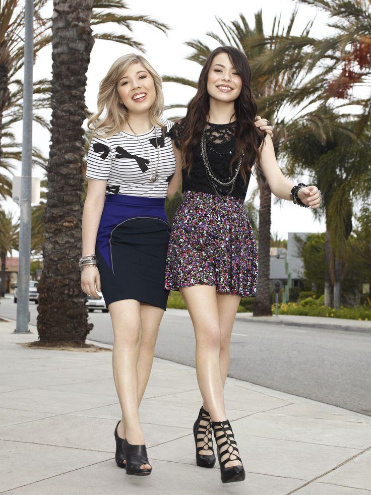 Carly & Sam - icarly Photo